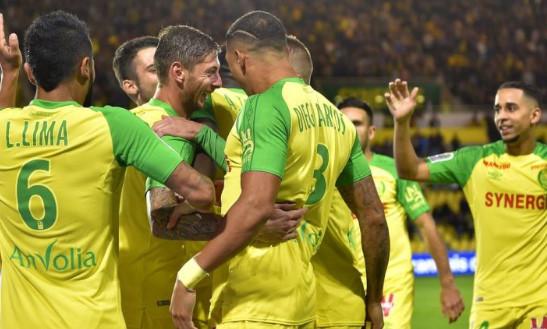 ฟุตบอลลีกเอิง ฝรั่งเศส เวลา 21:00 น็องต์ พบ ลองส์ อัตตราต่อรอง เสมอ น็องต์ เจ้าบ้าน น็องต์