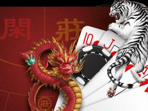 ไพ่เสือมังกร เกมไพ่วัดใจ วัดกันที่แต้มไพ่ใบเดียวเต็ง ๆ ที่มากด้วยความสนุก