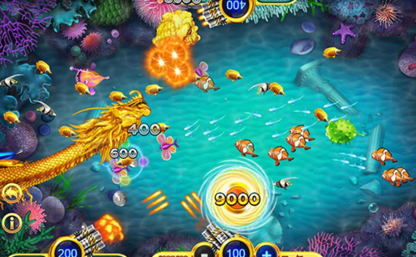 เกมยิงปลา เกมพนันออนไลน์ยอดนิยม
