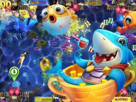 เกมยิงปลาออนไลน์ ได้เงินอย่างมากมาย มหาศาล ภายในพริบตาเดียว