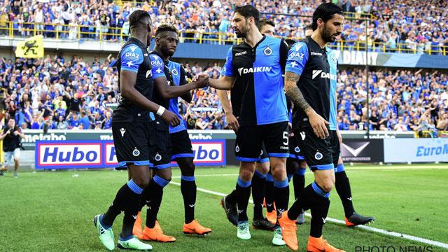 ทีเด็ดฟุตบอล 2020/2021 ฟุตบอลเบลเยี่ยม โปรลีก : ราซิ่ง เกงค์ พบ คลับ บรูซ