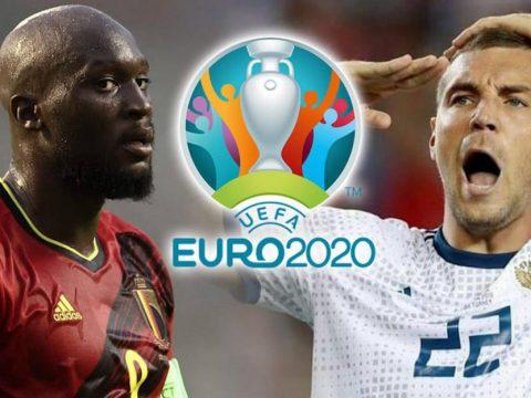 วิเคราะห์ ฟุตบอลยูโร 2020 รัสเซีย พบ เบลเยี่ยม