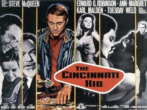 The Cincinnati Kid ภาพยนตร์คาสิโนน่าดู